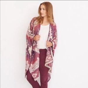 Garage Shawl/ Sweater Wrap